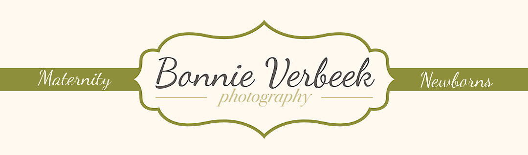 Bonnie V Photography {Newborn | Maternity} Sarnia, Petrolia, Strathroy, London Portrait Photographer logo